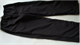 Black Full Zip Training Pant